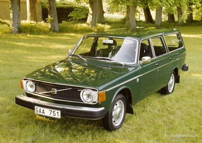 Una classica e fantastica Volvo 145