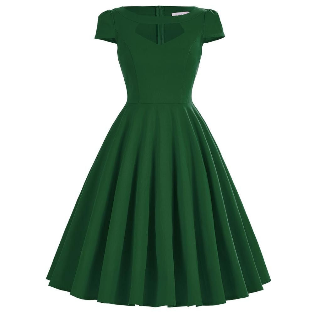 Vintage party swing dresses in vintage fashions pinterest