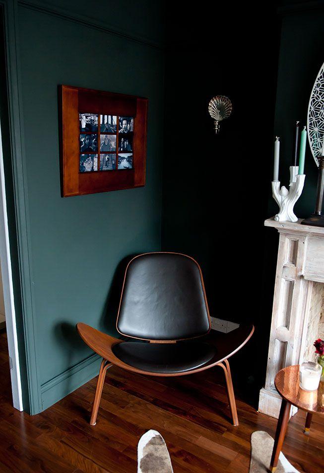 farrow ball studio green home pinterest farben und tapeten wandfarbe farbt ne und w nde. Black Bedroom Furniture Sets. Home Design Ideas