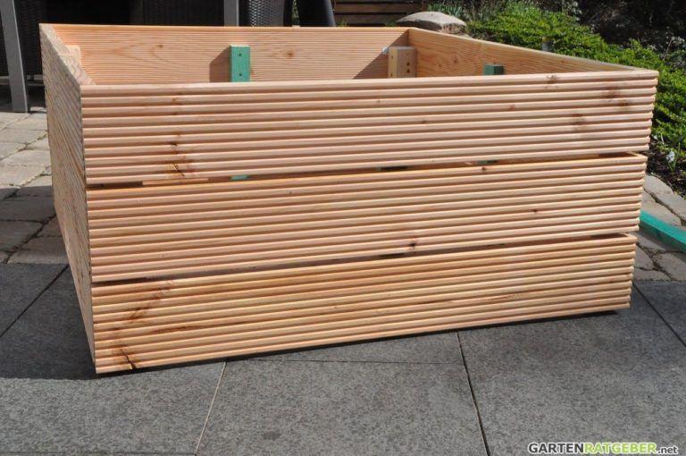 Hochbeet Holz Front Hochbeet Selber Bauen Hochbeet Und Gartengestaltung Hochbeet