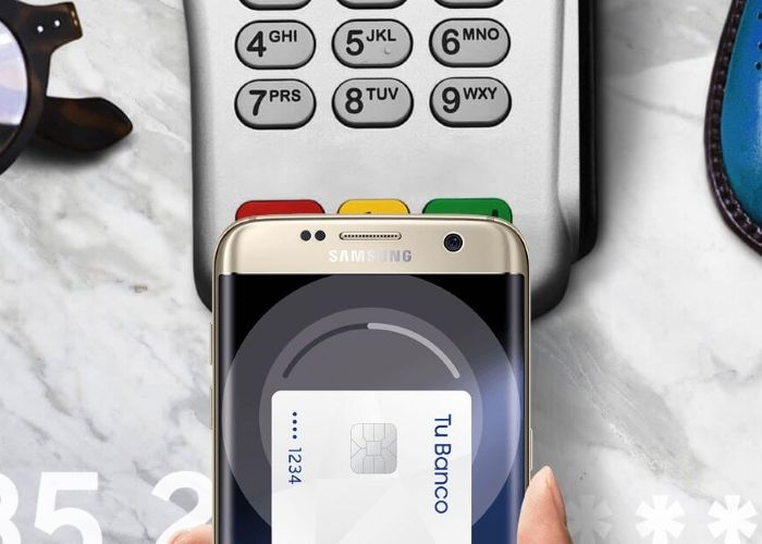 Samsung Pay galaxy s7 edge