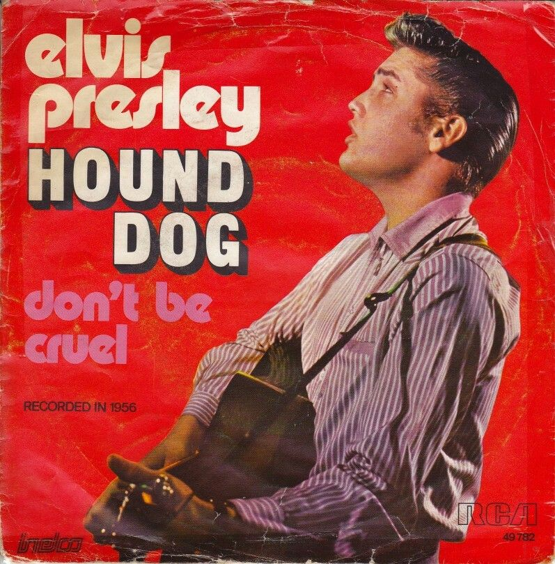 Hound Dog And Don T Be Cruel Elvis Presley Hound Dog Elvis Presley Albums Hound Dog Elvis