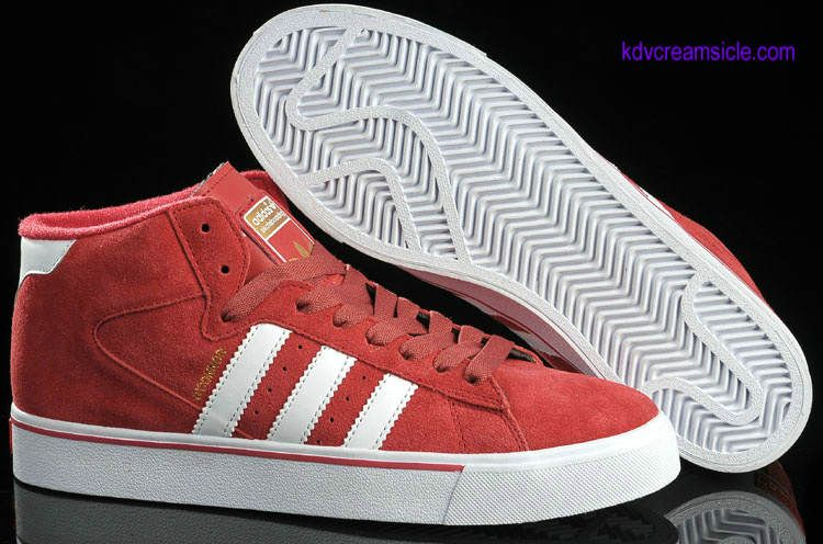 e98ea01a17d5 ... Buy 64.99 Adidas Campus Vulc Mid Skate Shoes Dark Rust Red G09442 For Cheap  Sale- ...