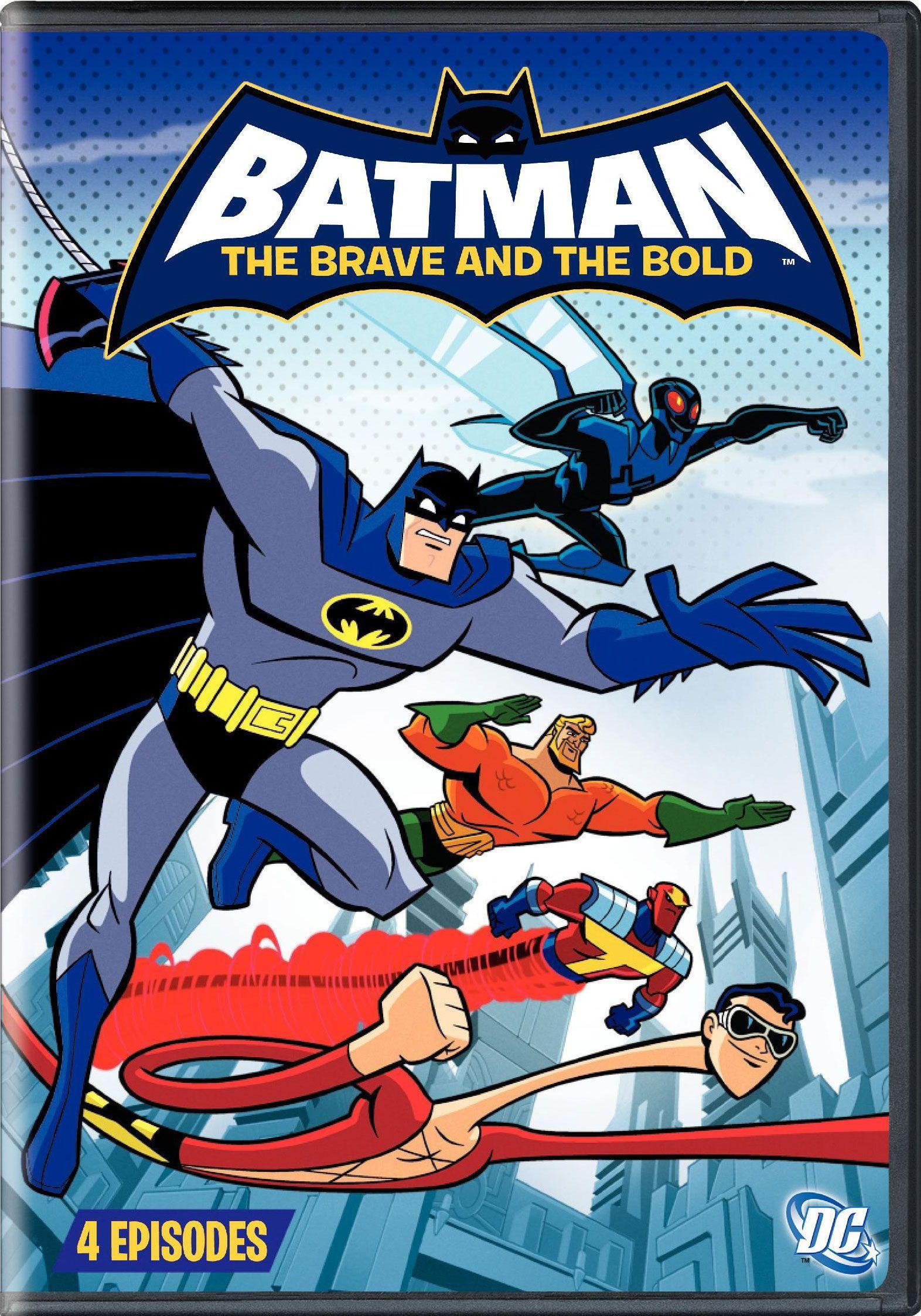 Dc Comics Batman Brave And The Bold Vol 1 Heroe Serie Animada