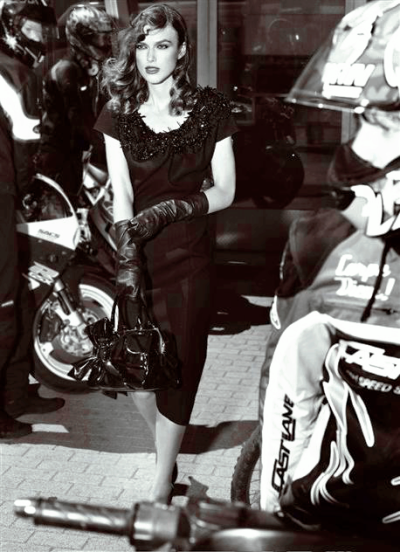 Miss Keira Knightley Moda, Retrato, Fotos