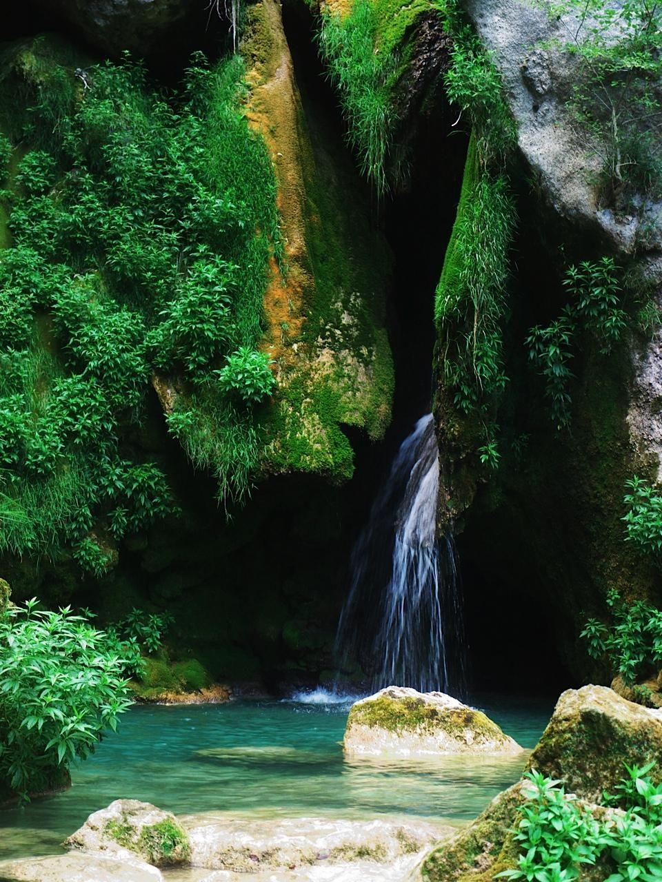 NacederoUrederra #Baquedano El Paraíso del Agua. En el Parque Natural Urbasa