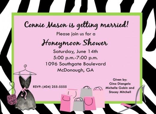 the bridal shower part iv themes honeymoon bridal showers