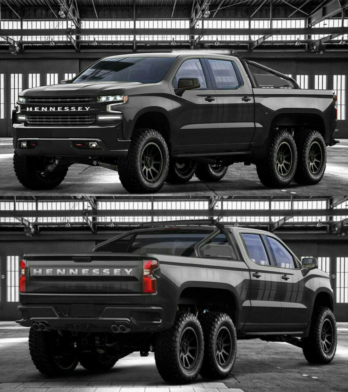 375000 Silverado 6 6 Goliath Over Than 700hp Chevrolet