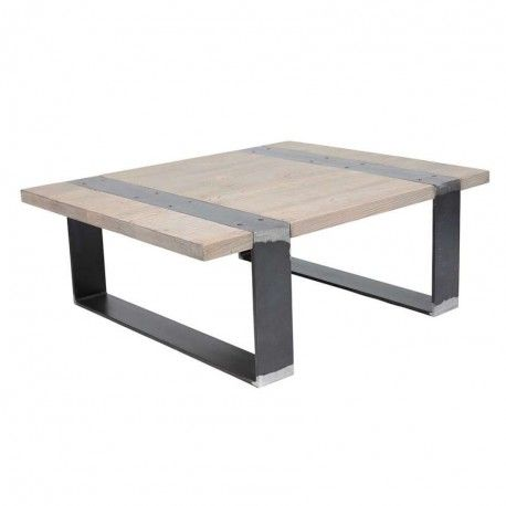 """TABLE BASSE - collection  """"Cargo"""""""