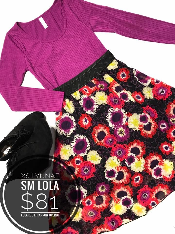 Life is just too short for boring clothes! Check out this comfortable and fun LulaRoe outfit in my online VIP shopping group! Need some styling advice, or want a custom outfit designed for your body type, shape, and size? Contact me today for a one-on-one styling session and get the LulaRoe outfit of your dreams! Styles available include LulaRoe Leggings, Carly, Sarah, Irma, Elegant Collection, LulaRoe Dresses, LulaRoe Skirts, and LulaRoe Tops…