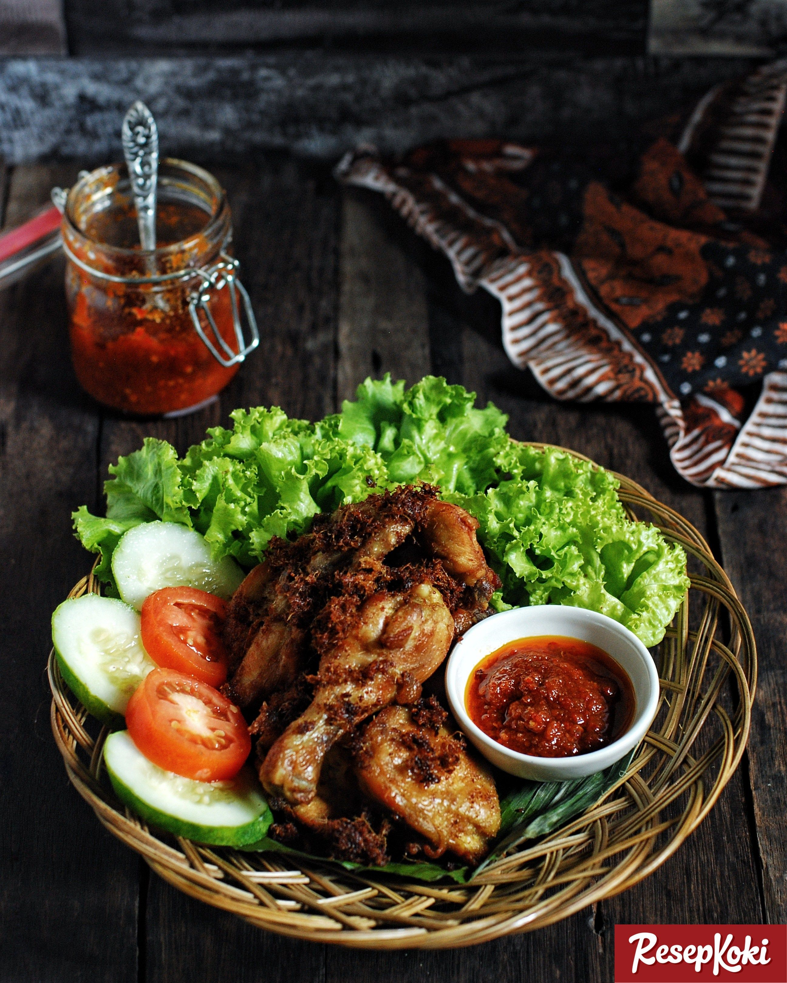 Ikuti 7 Langkah Membuat Ayam Ungkep Agar Lezat Gurih Dan Empuk Resep Masakan Masakan Ayam Goreng