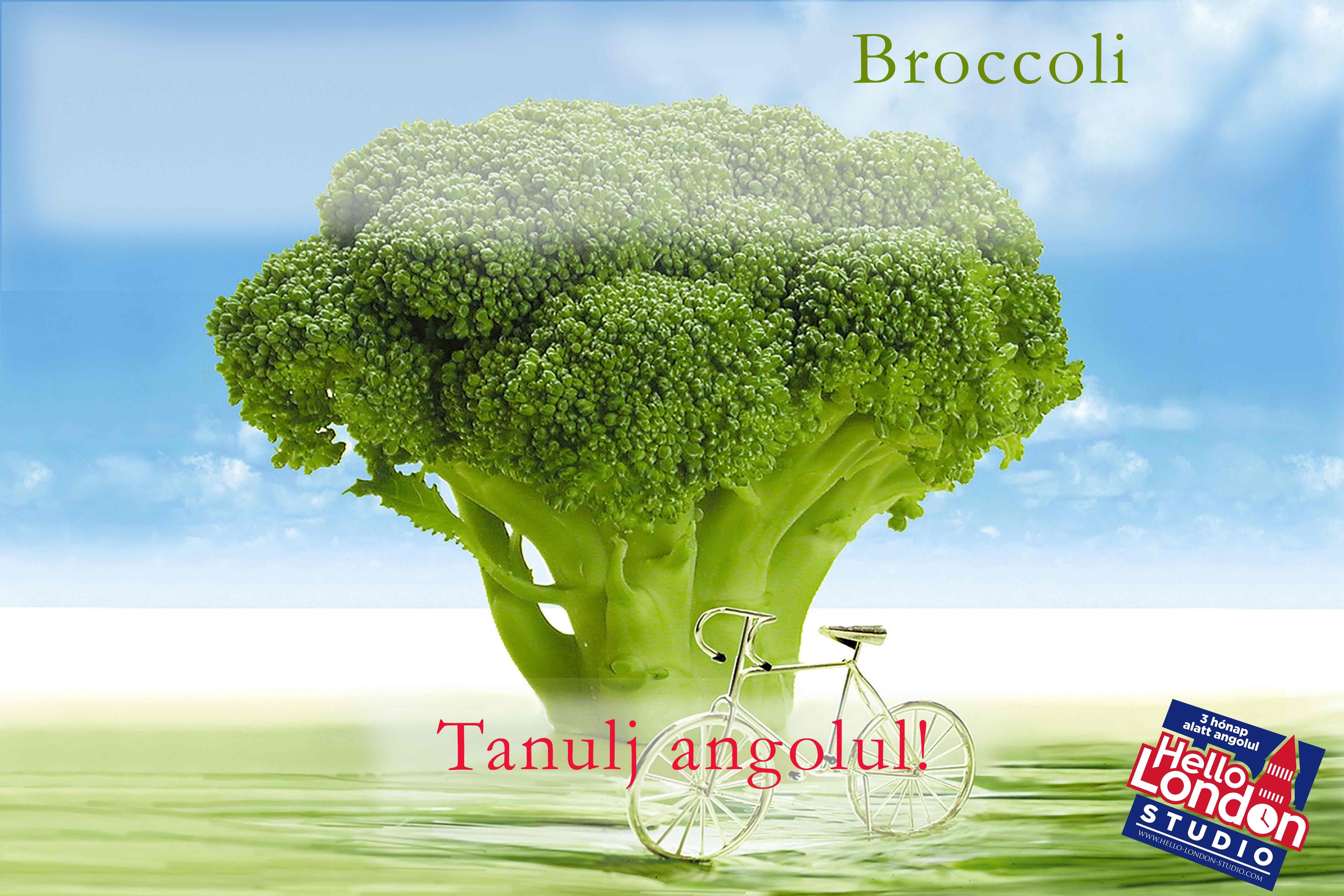 angol felkészítési specialista Broccoli health benefits