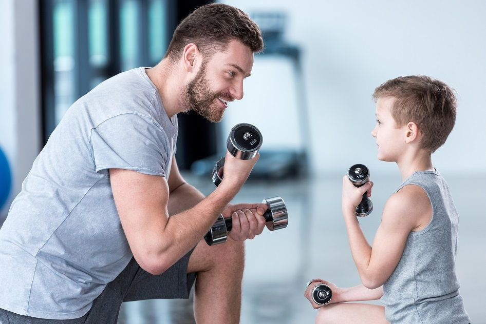 Exercise for kids image source