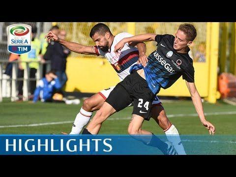 Atalanta - Genoa - 3-0 - Highlights - Giornata 11 - Serie A TIM 2016/17
