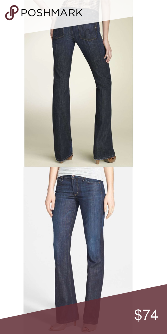 d4caa3c8a07 C of H Kelly Bootcut Stretch Jeans Dark Wash, Mint C of H Kelly Bootcut  Stretch Jeans Dark Wash, Mint! Size 27; 15.5