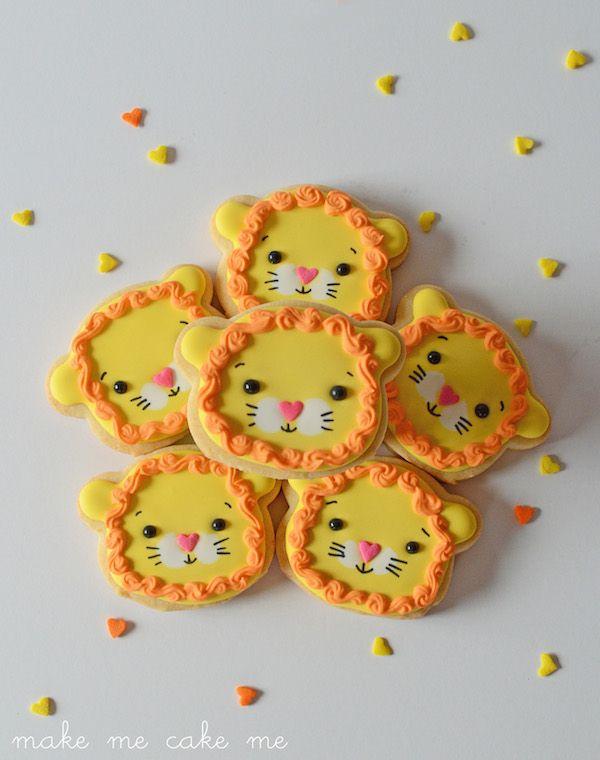 No Lion (Cookies), You're Hot Valentine! | Make Me Cake Me