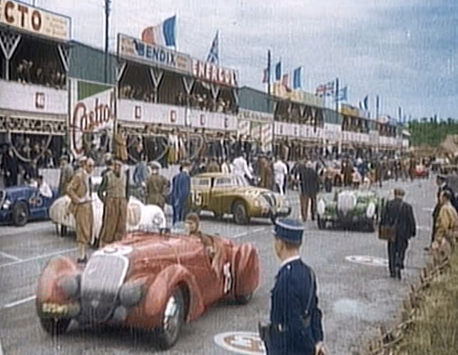 1937 Peugeot 402 DS Darl'Mat