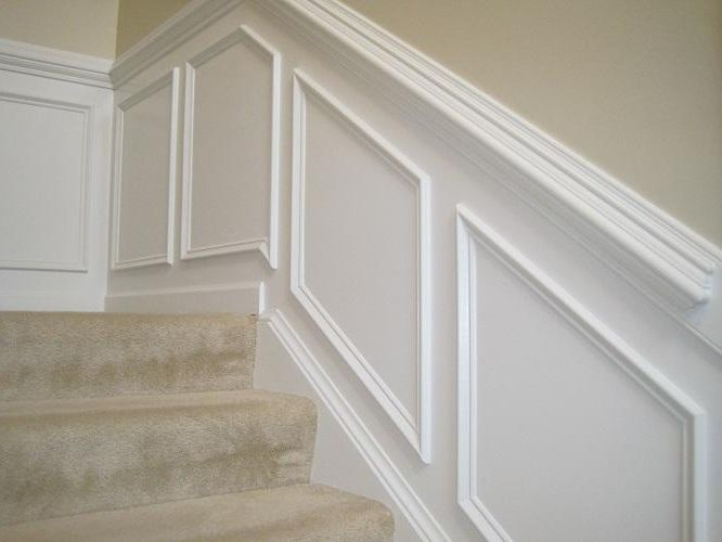installing stairs wainscoting giesendesigncom House  : 02ce23beac92508be276e0f92b6b0f24 from www.pinterest.com size 666 x 500 jpeg 31kB