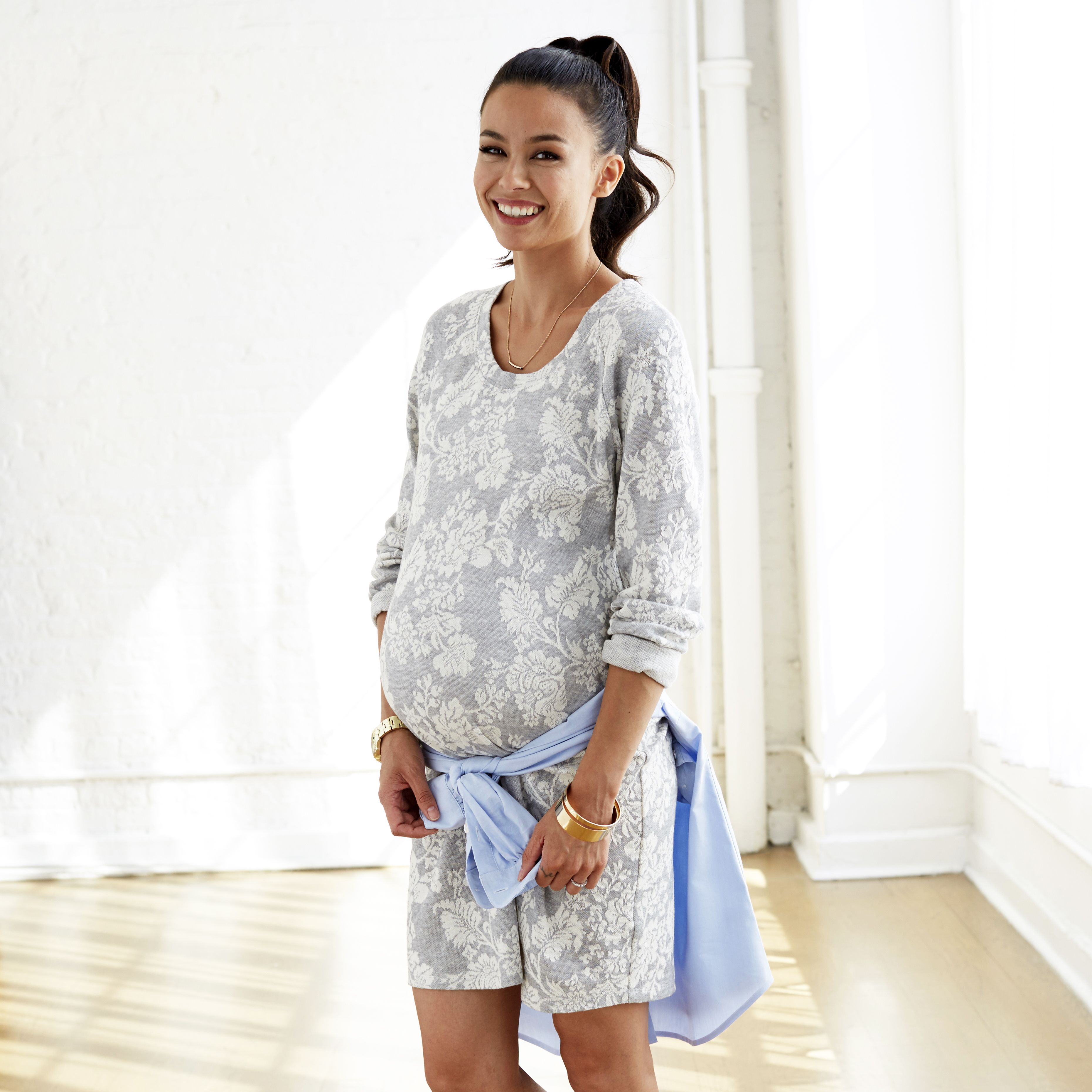 0dae8f490df The perfect every day maternity dress! The Emma Dress is super comfortable