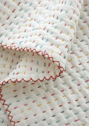 Making An Easy Handmade Baby Quilt #babyblanket