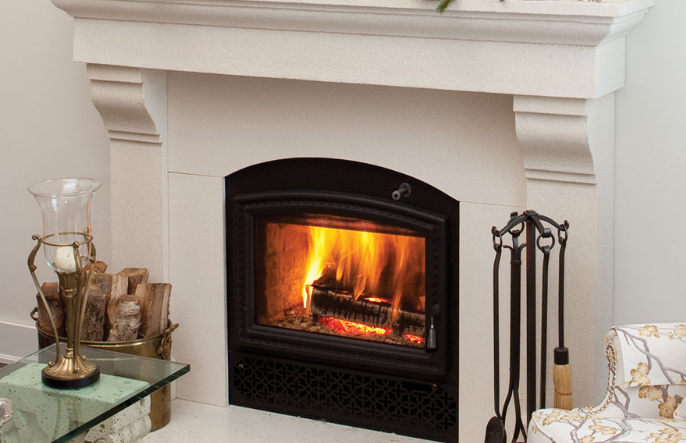 Opel 3 Catalytic Wood Fireplace Fireplace Wood Fireplace Home