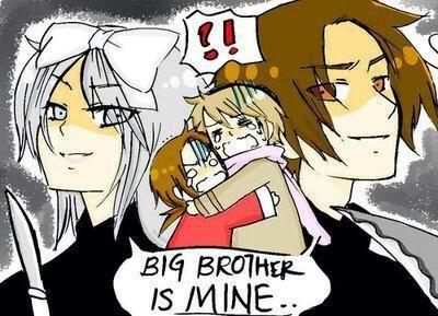 """Big Brother is MINE"""