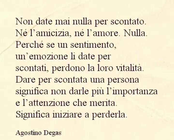 Agostino Degas Citazioni Perle Di Saggezza Riflessioni