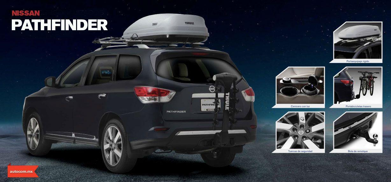 Accesorios Originales Para Tu Nissan Pathfinder