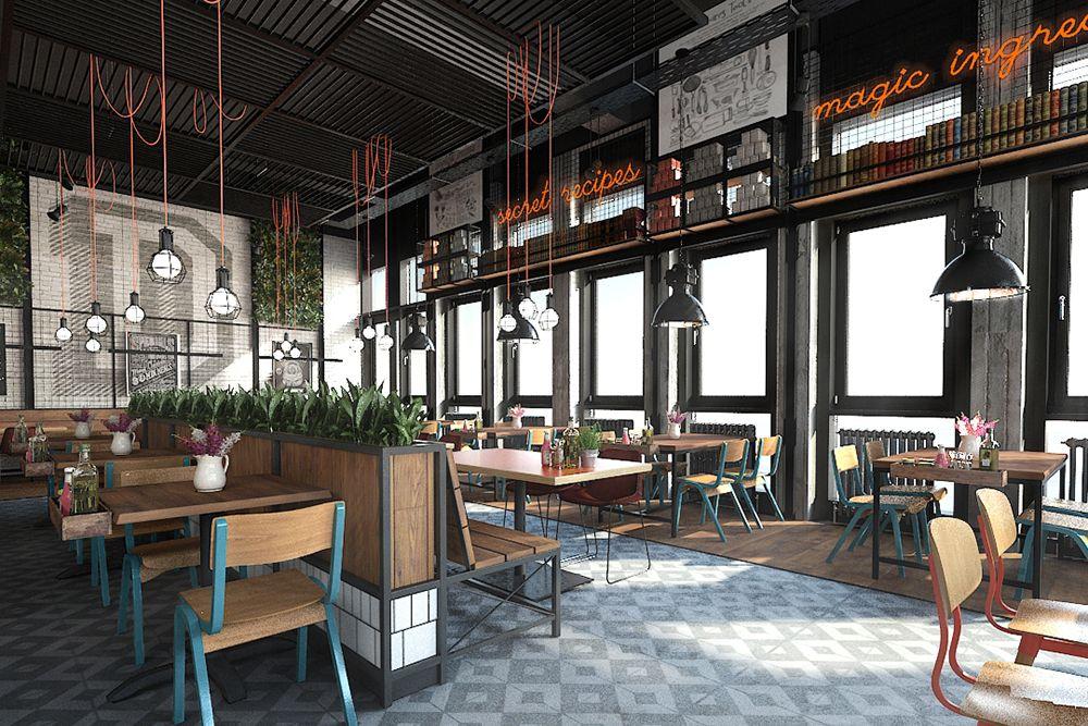 Denk Fabrik 3 With Images Studios Architecture Cafe Restaurant Architecture