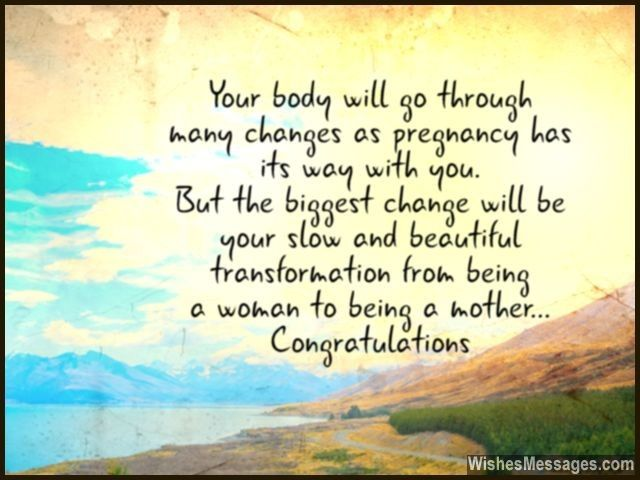 Pin On Pregnancy Wishes Quotes And Poems Wishesmessages Com