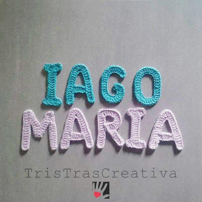 Estas letras son fáciles de hacer y perfectas para personalizar cualquier proyecto