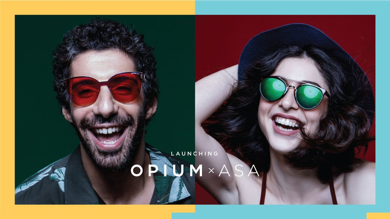 1e9097d743 Buy OPIUM Eyewear   Sunglasses for Men   Women Online in India OPIUM Eyewear  is all