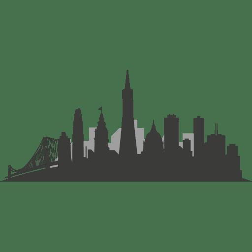 San Francisco Skyline Silhouette Ad Sponsored Paid Francisco Skyline Silhouette San Skyline Silhouette City Skyline Silhouette City Silhouette