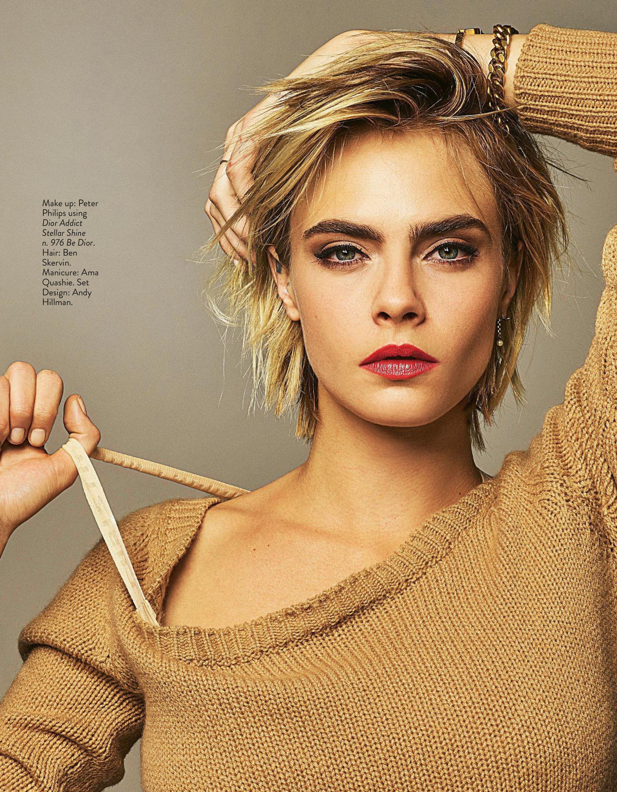Mas Actual Pantalla Modelos De Ventana Ideas In 2020 Cara Delevingne Hair Cara Delevingne Photoshoot Cara Delevingne