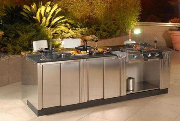 Outdoor kitchen kits costco in 2020 | Outdoor kitchen ...