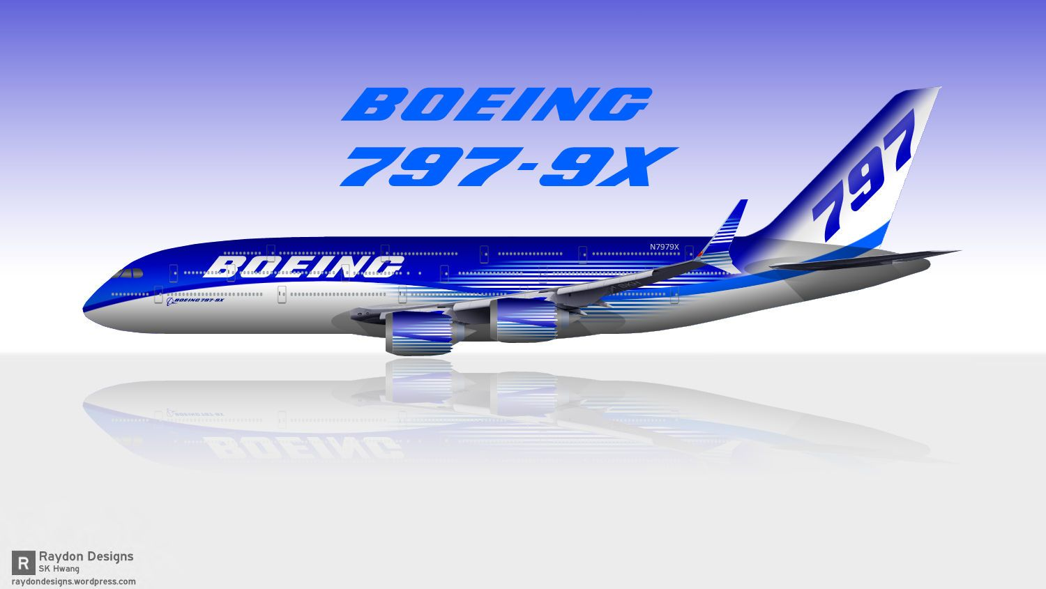 Boeing 797 Sales Potential: $175 Billion