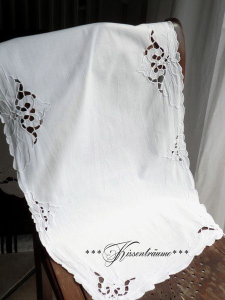 Designer Tischdecken vintage tischdecken vintage tischläufer whiteroses bei