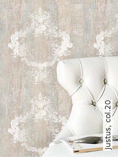 Tapeten Justus, col20 Einrichten und Wohnen Pinterest - schöne tapeten für wohnzimmer