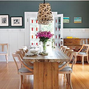 The Backdrop - Lily Kanter Home Tour: Go Inside the Stylish Home of Serena & Lily Co-Founder - Coastal Living Mobile