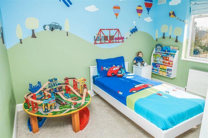 quarto-infantil-carros-verde