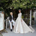 Il matrimonio in Dior di Miranda Kerr