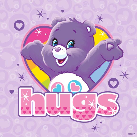 Care Bears Share Bear Hugs Bear Wallpaper Care Bears Cousins Care Bear