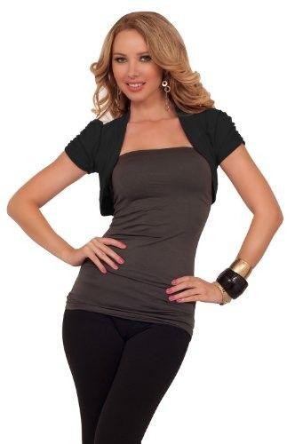 Short Sleeve Shawl