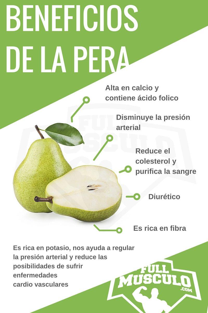 Dieta de la pera para bajar de peso