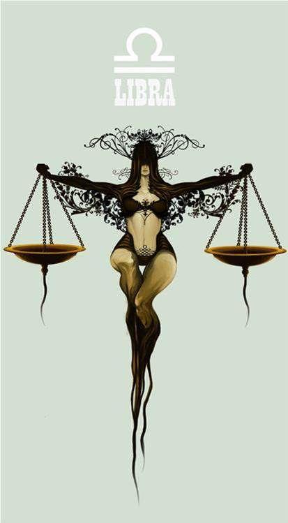 Libra Goddess shared by Cyanyde_Lollipop on We Hea