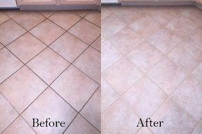 Pulire le fughe di piastrelle e pavimenti rimedi naturali casa cleaning how to clean - Pulire fughe piastrelle con bicarbonato ...