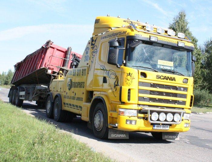 Scania V8 TruckParts Eesti OÜ