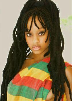Nerrisa Irvingrastafartings Jamaican Women Locs African Hairstyles