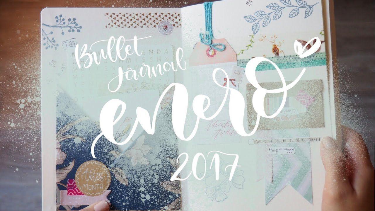 Bullet Journal, edición Enero 2017