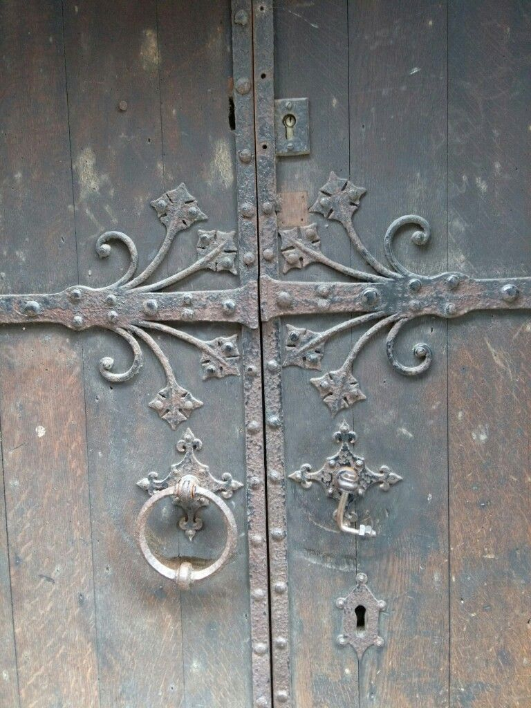 Hereford Cathedral Hereford cathedral, Iron gates, Door